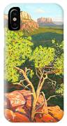 Airport Mesa Vortex - Sedona IPhone Case