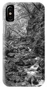 Akigawa Valley Stream IPhone Case