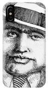 Al Capone 1931 IPhone Case