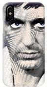 Al Pacino Again IPhone Case