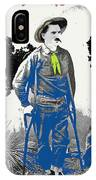 Al Seiber Chief Scout Indian Wars No Date 2013 IPhone Case