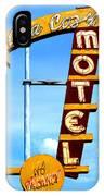 Ala Cozy Motel IPhone Case
