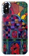 Alamo Mosaic IPhone Case