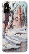 Alaska Birch II IPhone Case