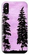 Colorful - Alaska - Sunset IPhone Case