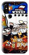 Alaska X Beach  IPhone Case