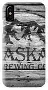 Alaskan Brewing IPhone Case
