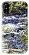 Alaskan Creek - Ketchikan IPhone Case