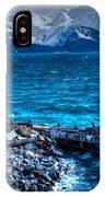 Alaskan Ocean IPhone Case