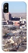 Albuquerque Skyline IPhone Case