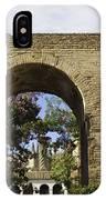 Alcazar - Sevilla - Spain IPhone Case