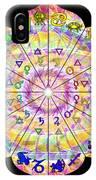 Alchemical Lotus Zodiac IPhone X Case