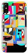 Alef Bais 1 IPhone Case