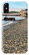 Alert Bay Beach Scape IPhone Case