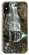 Alexander Falls - Whistler Bc IPhone Case