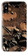 Alexander Hills Bedrock In Mars IPhone Case