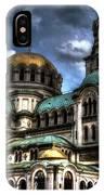 Alexander Nevski Cathedral IPhone Case