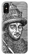 Alexei Mikhailovich (1629-1676) IPhone Case