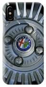 Alfa Romeo Wheel Rim IPhone Case