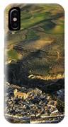 Alhama De Granada Volcanic Lands IPhone Case