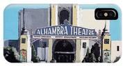 Alhambra Theatre IPhone Case