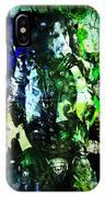 Alice Cooper - Feed My Frankenstein - Original Painting Print IPhone Case