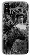Alice Roosevelt Longworth (1884-1981) IPhone Case