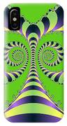 Alices Tree IPhone Case by Sandra Bauser Digital Art