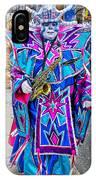 Alien Mummer IPhone Case