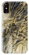 Alien Rock Formaton IPhone Case