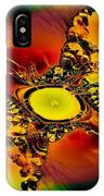 Alien Sight IPhone Case