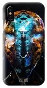 Alien Wise Man IPhone Case