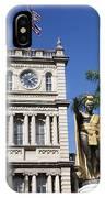 Aliiolani Hale And Kamehameha IPhone Case