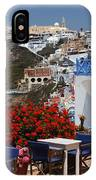 All About The Greek Lifestyle IPhone Case