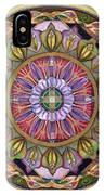 All Is Well Mandala IPhone Case