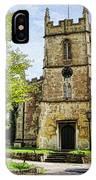 All Saints Church Weston Bath IPhone Case