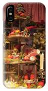 All Set For Christmas IPhone Case