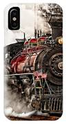 All Steamed Up IPhone Case