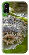 Alligator 2 IPhone Case
