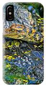 Alligator Mother's Day IPhone Case