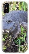Alligator Overbite IPhone Case