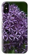 Allium Duet IPhone Case