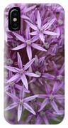 Allium IPhone Case