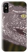 Allosaurus IPhone Case