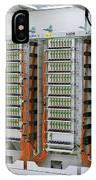Alma Fibre Optics Panels IPhone Case