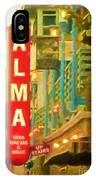 Alma IPhone Case