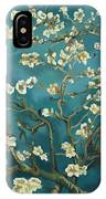 Almond Blossoms' Reproduction IPhone Case