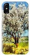 Almond Tree IPhone Case