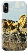 Almost Moonscape IPhone Case