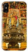 Almudena Cathedral IPhone Case